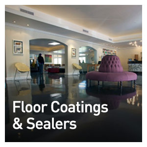 FLOOR COATINGS & SEALERS