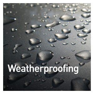 WEATHER PROOFING