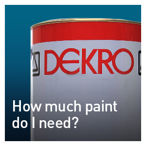 DETERMINING YOUR PAINT REQUIREMENTS