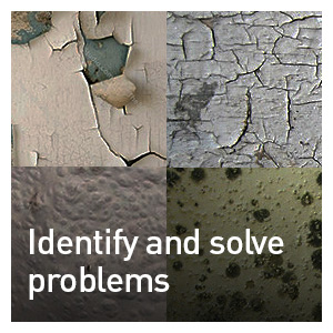 IDENTIFYING AND SOLVING PROBLEMS