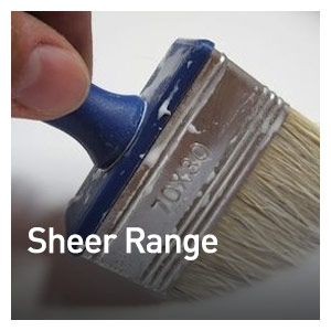 SHEER RANGE