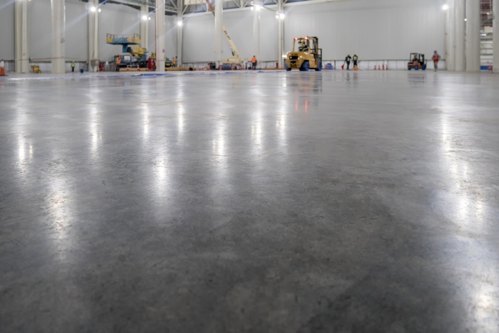 It's All About Floors – Epoxy Flooring